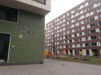 Детские игровые площадки на внутренней территории